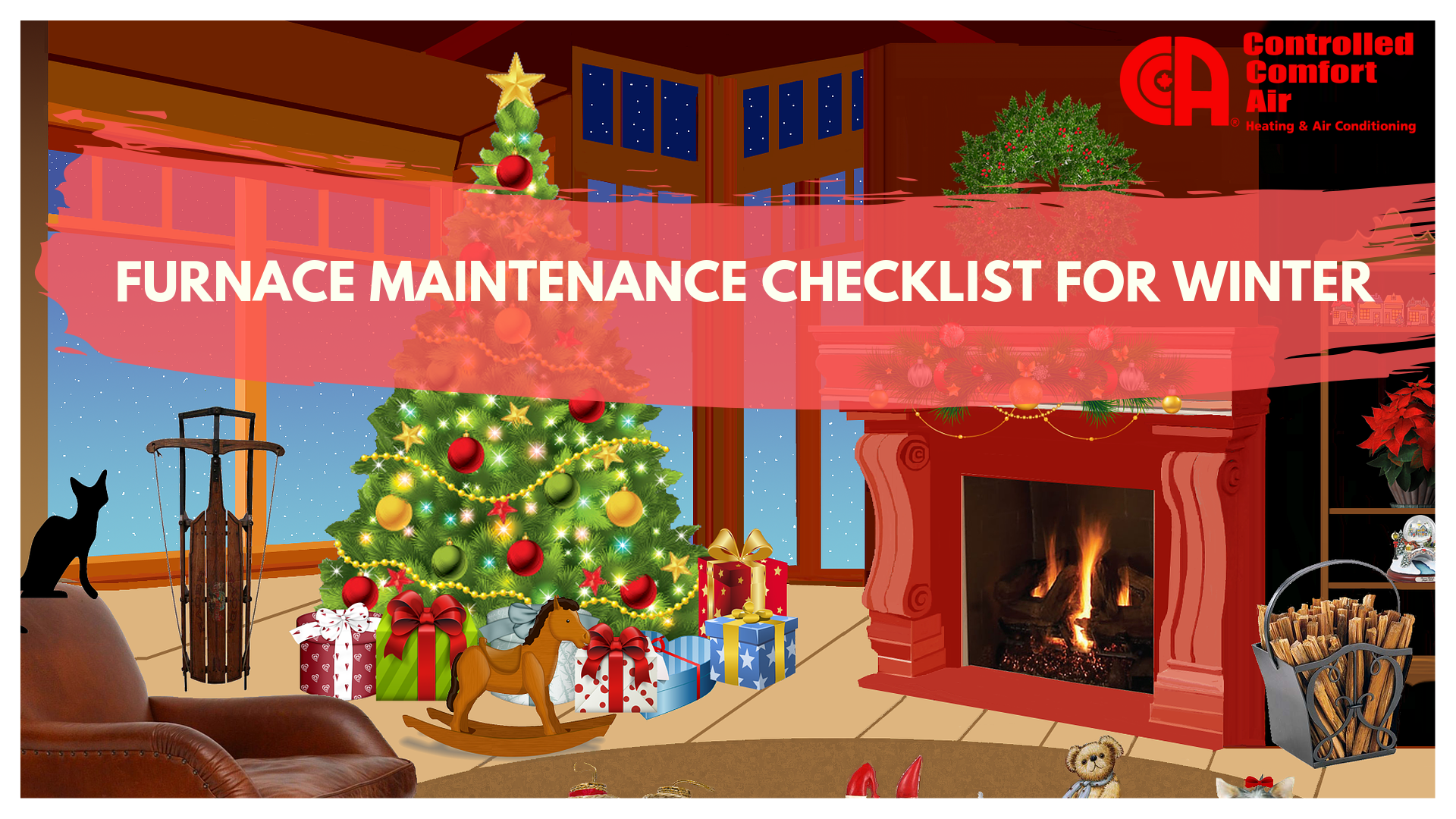 7 Ways to Prepare For Winter Using the Furnace Maintenance Checklist
